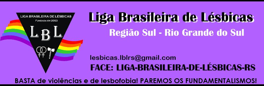 Lésbicas Feministas - LBL-RS