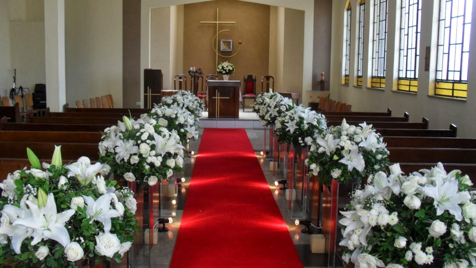 Decoracao De Igreja Com Flores Do Campo 6  Car Interior Design