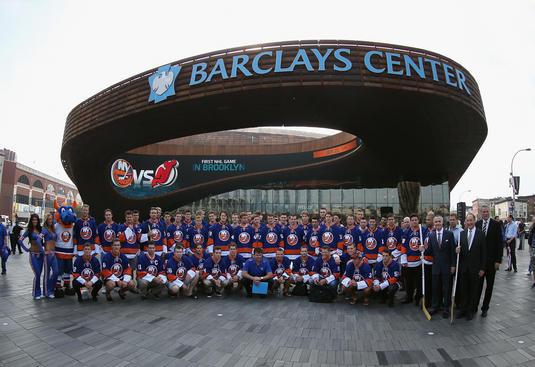Barclay's Centre Barclays+Isles