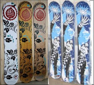 Odell/Ska Snowboards