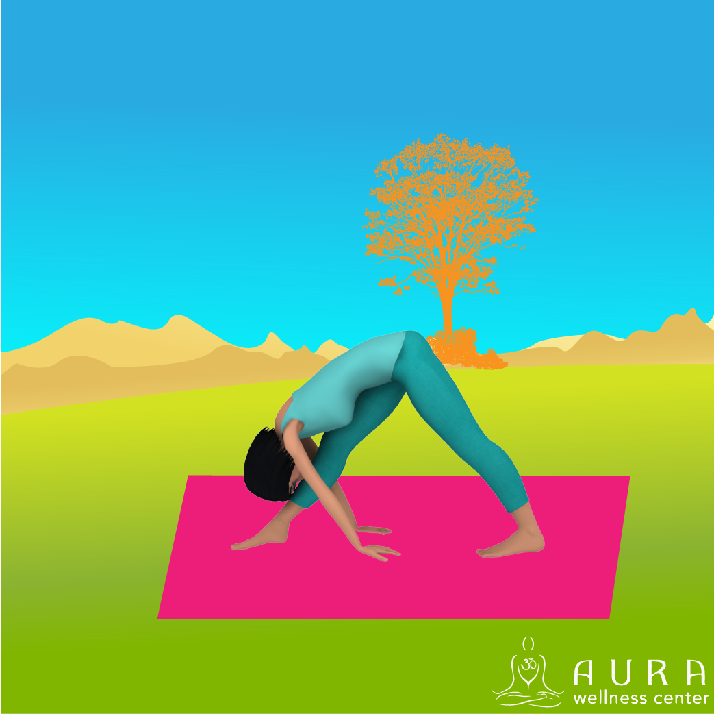 yoga for chronic stress