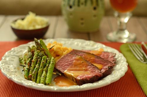 Grilled Manhattan Beef Filet with Cajun Sauce, Big Green Egg steak recipe, kamado grill steak recipe, Meyer Natural Angus