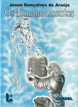 Os 10 Mandamentos em Cordel