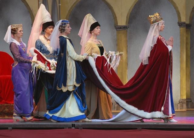 2007-06-08, Legenda o Królowej Jadwidze, Romana Agnel