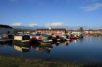 Stourport Canal Basins