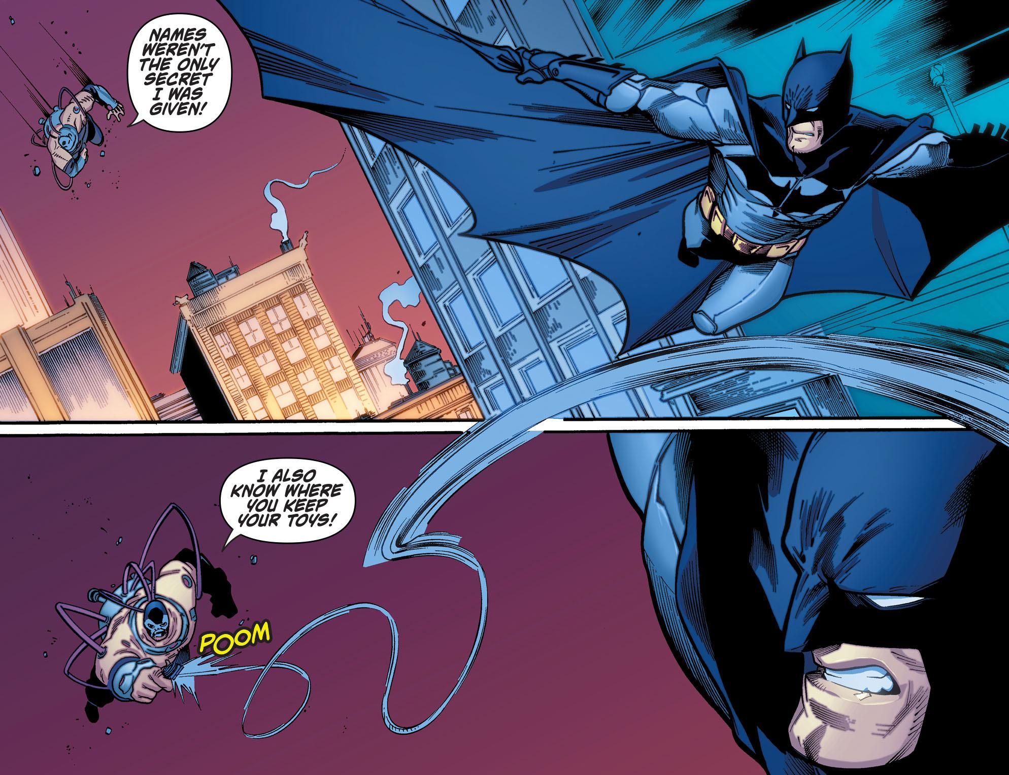 Batman: Arkham Knight [I] Issue #36 #38 - English 12
