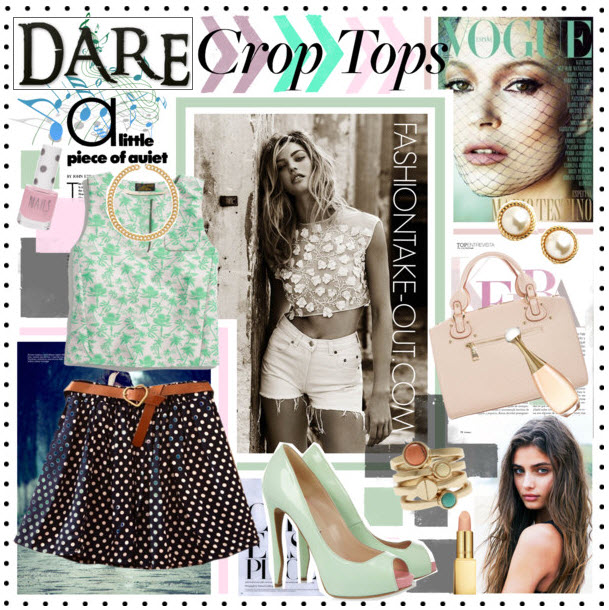 dare to wear a crop top