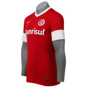 Nova camisa oficial do Internacional 2012-2013