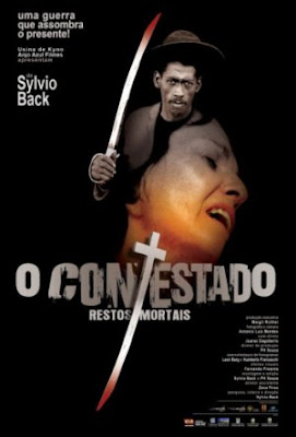 filme o contestado restos mortais poster cartaz