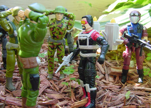 1990 Metal Head, 1997 Viper, 1994 Action Soldier, Joseph Colton, Mail Away