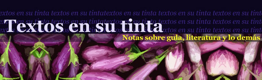 Textos en su tinta