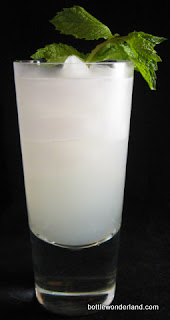 South-side Fizz Cocktail