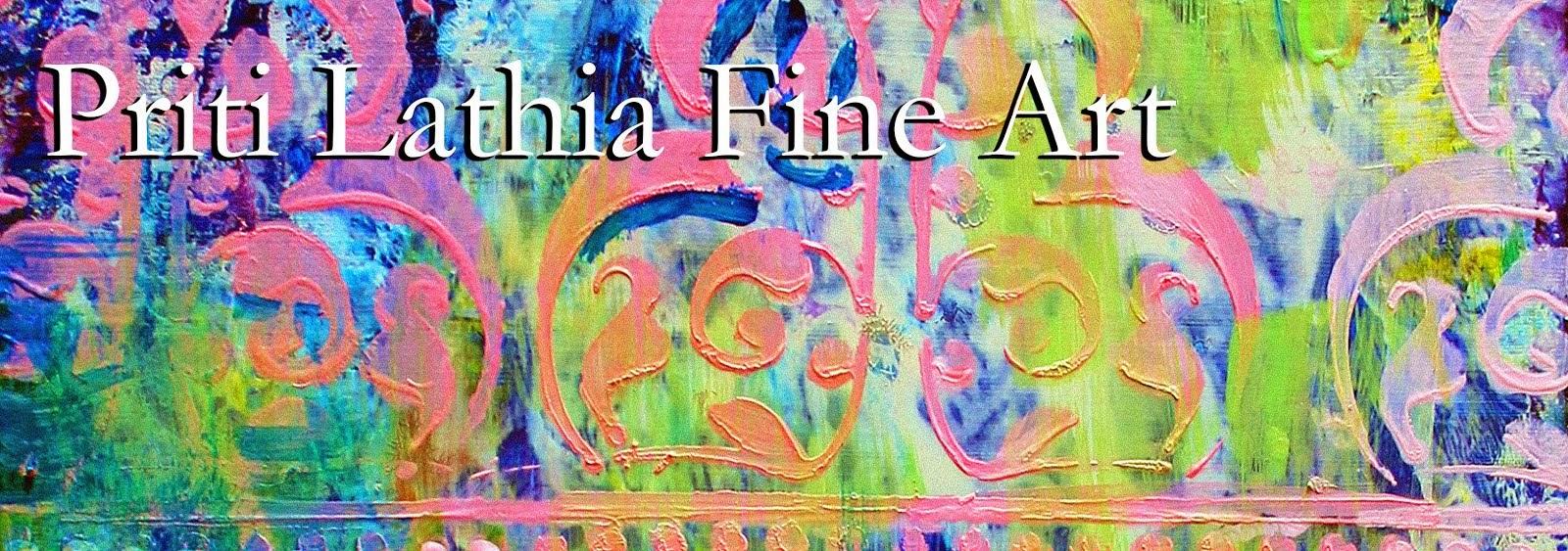 Priti Lathia's Fine Art