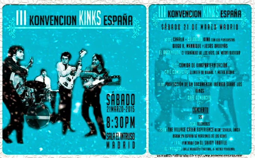 III KONVENCION KINKS