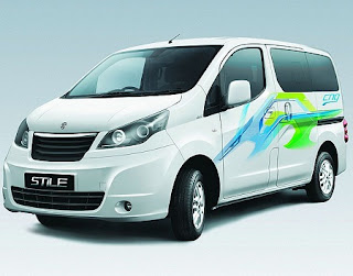 2013 Ashok Leyland Stile MPV coming to India