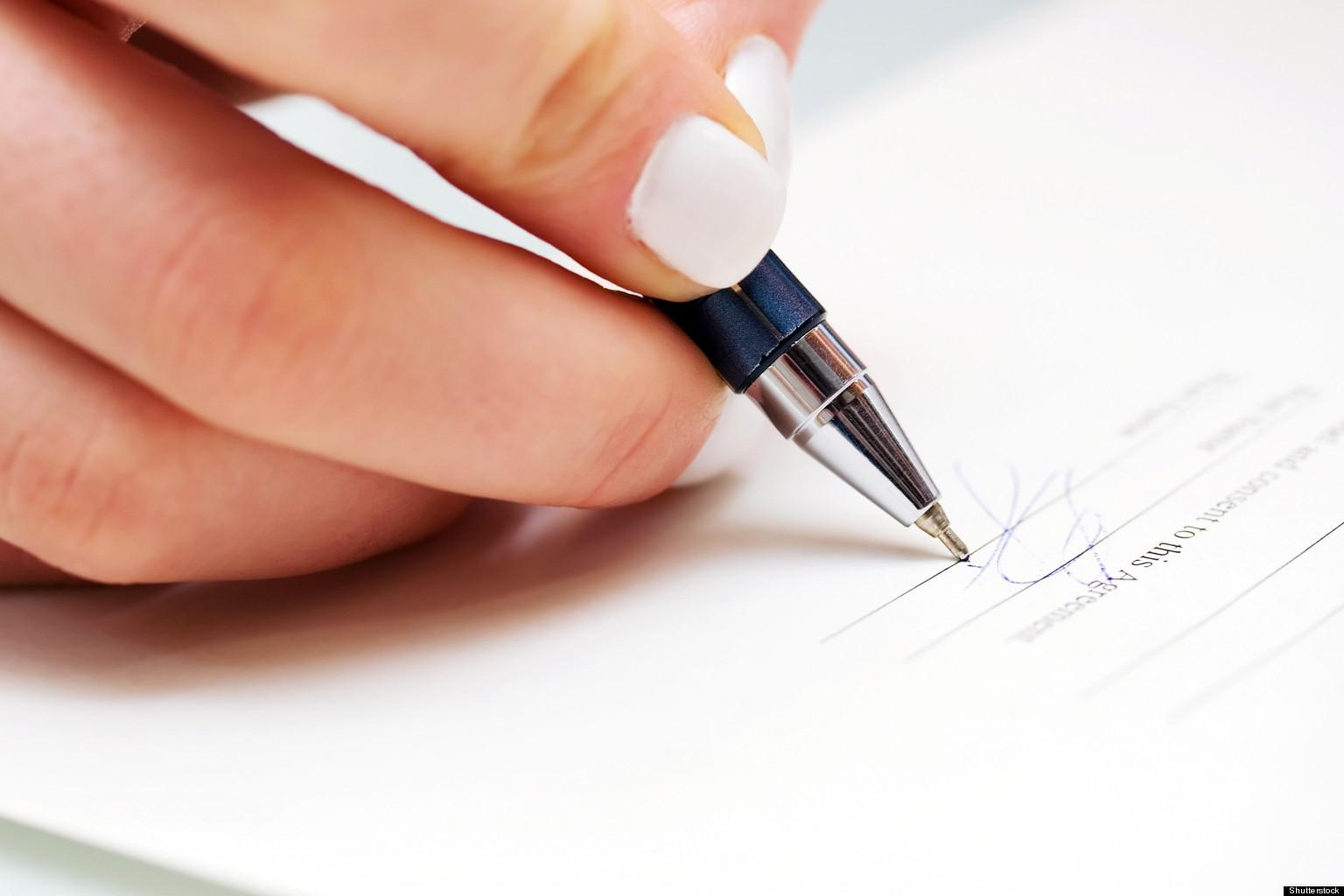 El contrato para trabajar de aupair