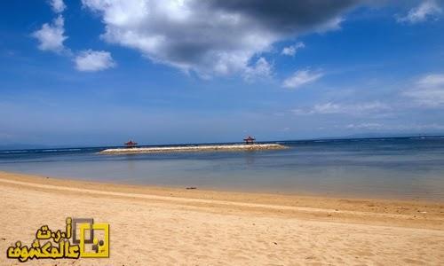 شواطئ بالي الجميلة