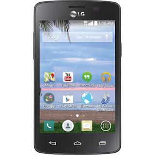 LG Sunrise L15G dan Lucky L16G, Hp Android Cuma Seharga Rp130.000