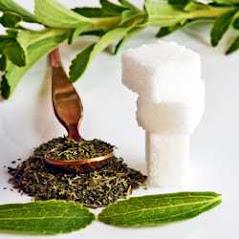 Stevia Vs Azucar (endulzante)