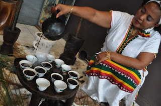 How to make ethiopian coffee