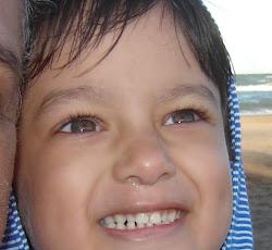 La sonrisa que me da alegría todos los días