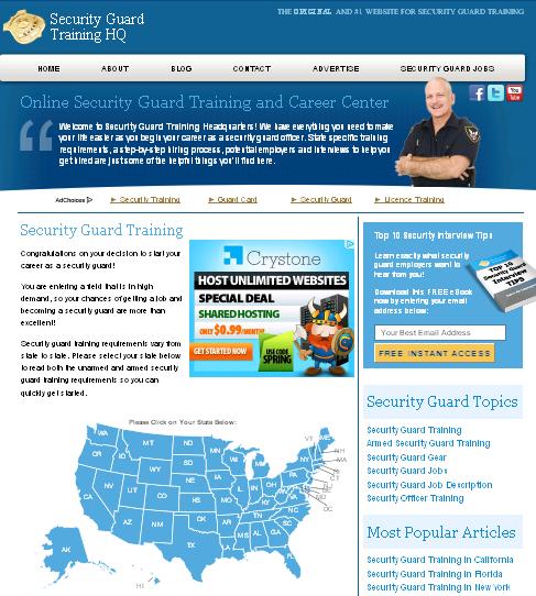 Adsence Niche Site Case Study