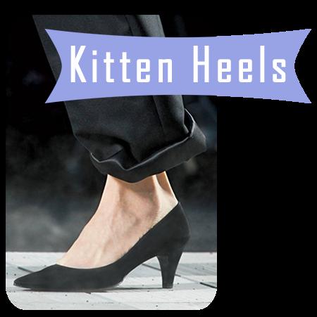 Kitten Heels Diccionario Tendencias