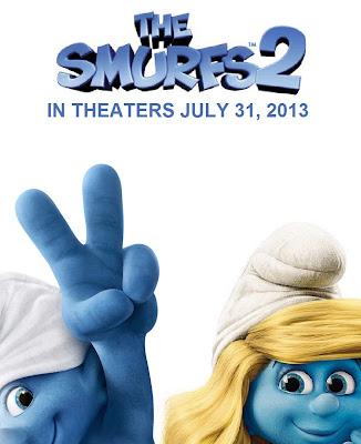 Foto filme Os Smurfs 2