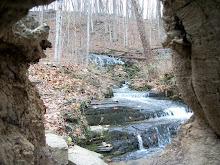 Leonard Springs Falls
