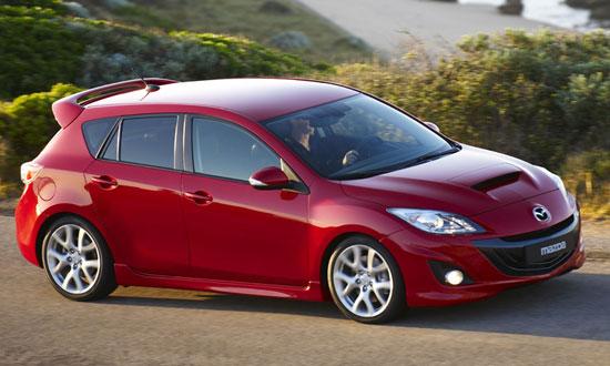 Mazda 3 ấn tượng mạnh mẽ đậm chất thể thao, mazda 3 dong xe moi nhat hien nay