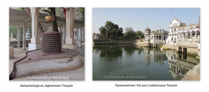Chanderi Temples