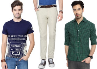 Paytm : Buy Allen Solly, Peter England, Van Heusen Unisex Clothing's and get at Min. 40% off starts at Rs. 143 only – Buytoearn