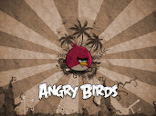 #3 Angry Bird Wallpaper