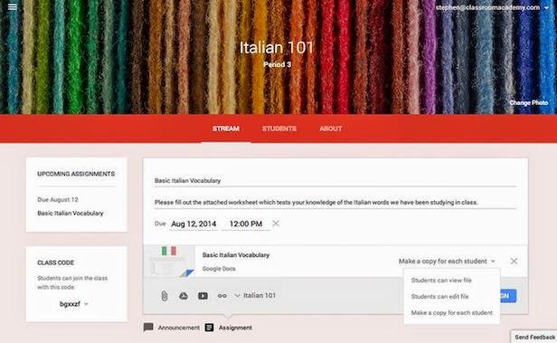 Aplikasi Pendidikan Google Classroom Untuk Guru dan Siswa