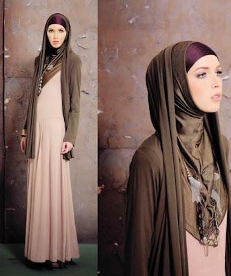 mode hijab 2012