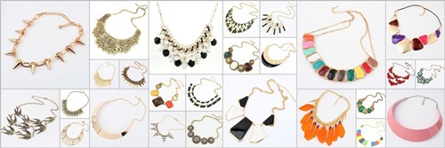 Statement Necklace Pre-Order