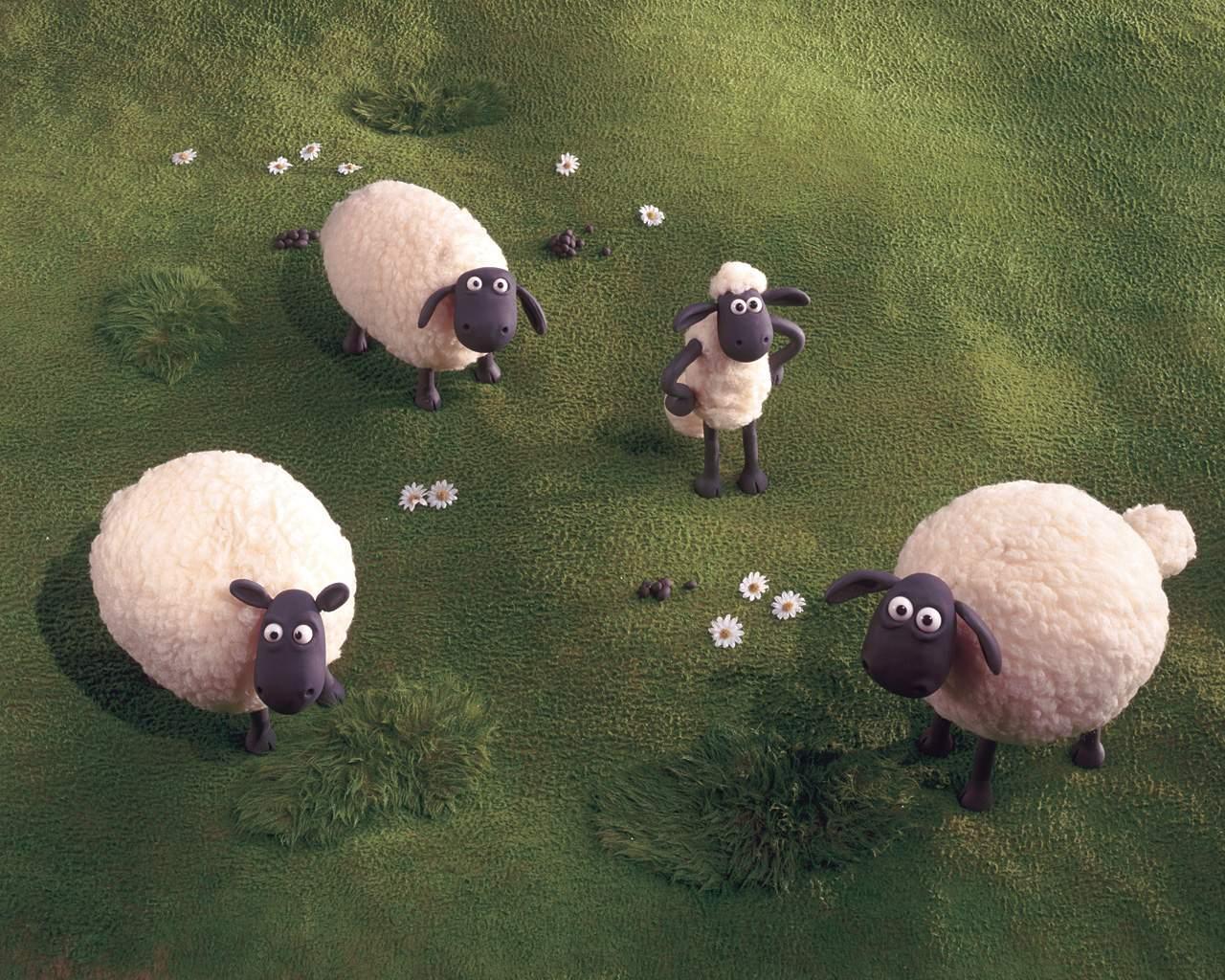 Shaun the Sheep Flock