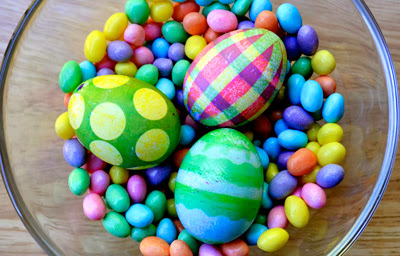 Easter Egg Decorating Ideas For Kids 8