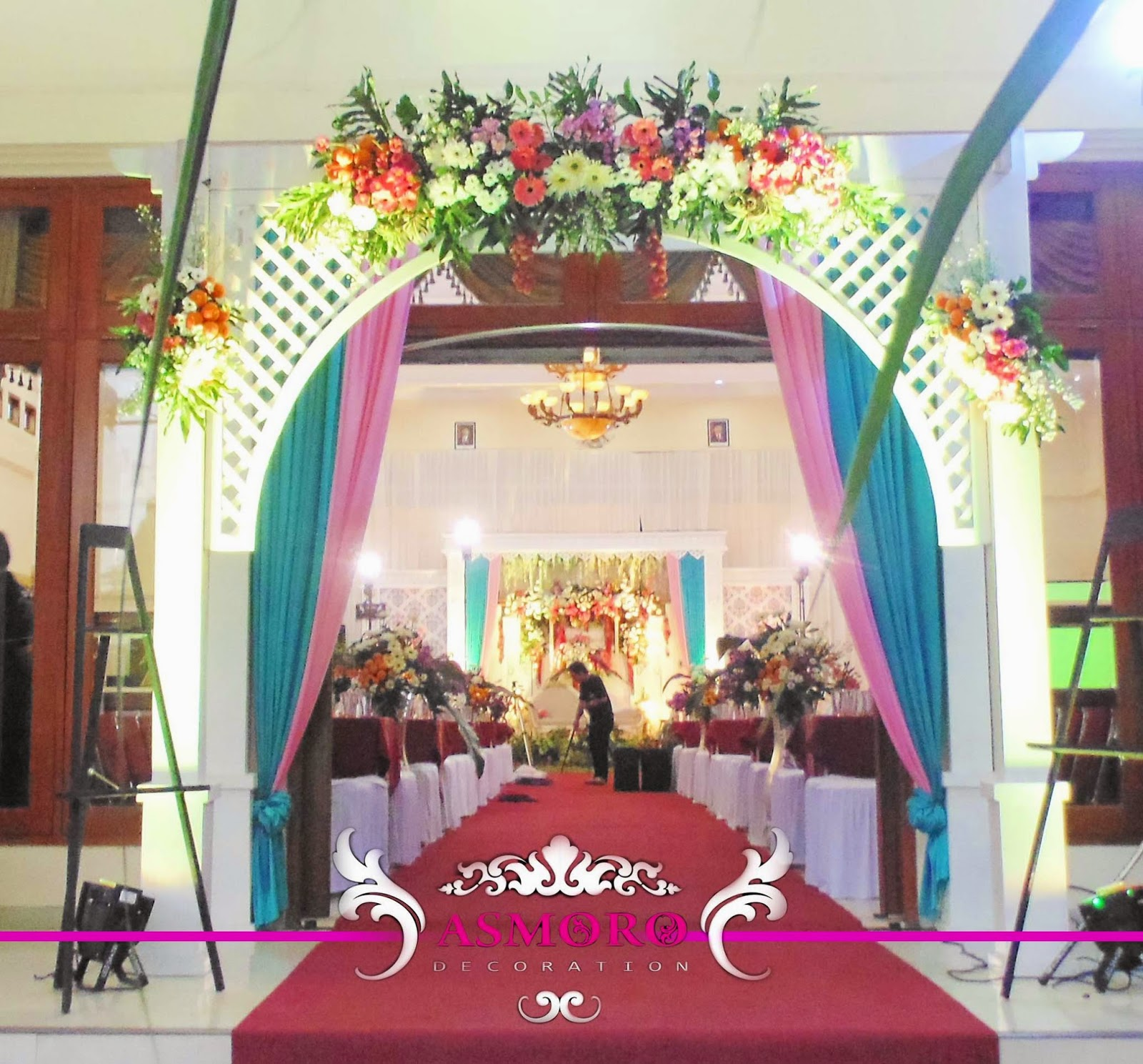 Dekorasi solo asmoro decoration desember 2014 for Asmoro decoration