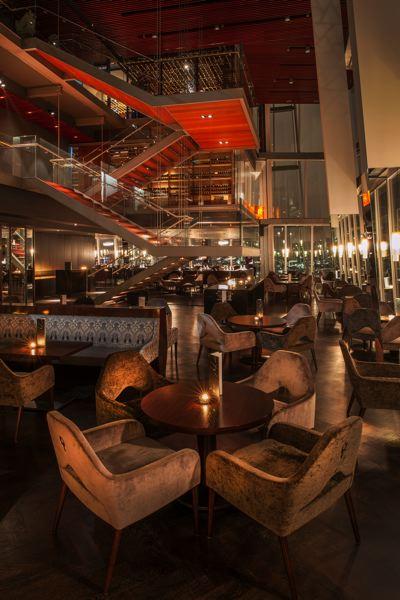The Shard Restaurant Birmingham