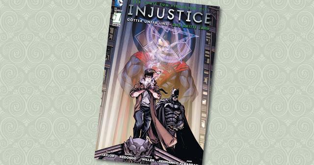 Injustice - Götter unter uns: Das dritte Jahr 1 Panini Cover