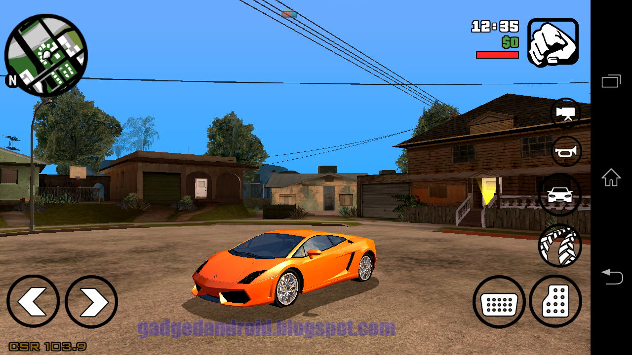 Download Game GTA SA Apk Data Android