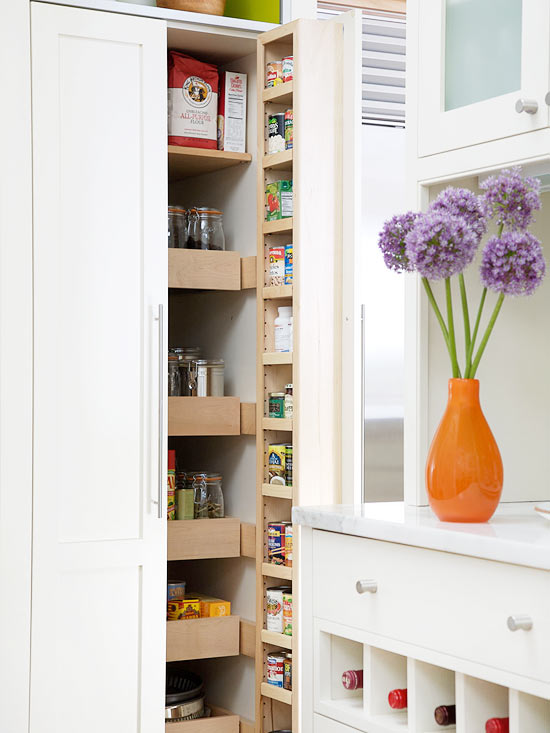 Pantry Cabinet: Slim Pantry Cabinet with narrow pantry cabinetHome ...