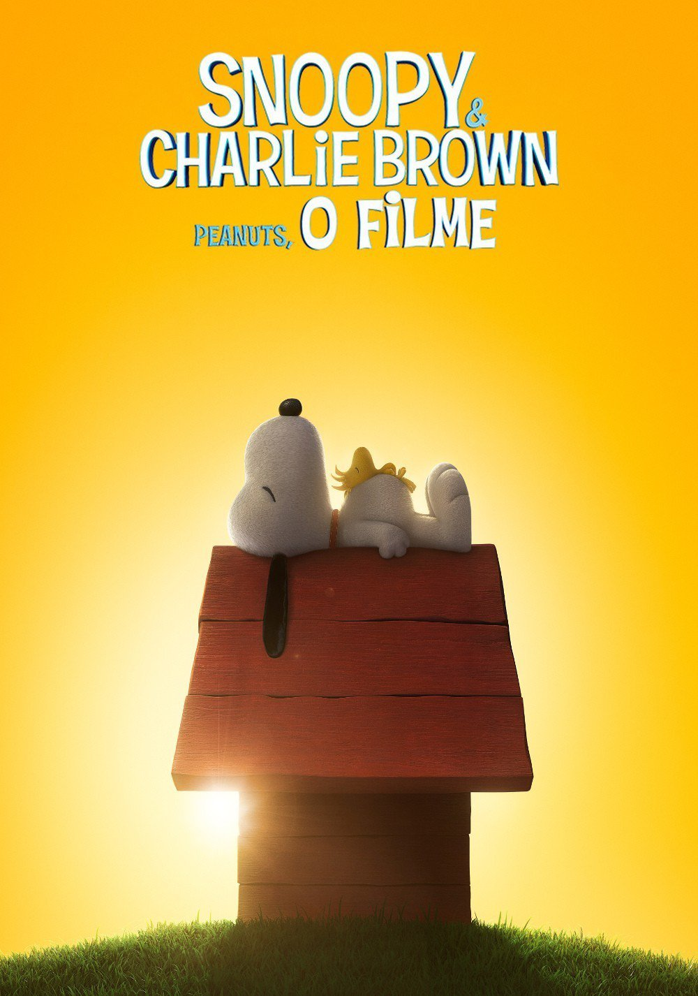Snoopy e Charlie Brown: Peanuts – O Filme – Legendado (2015)
