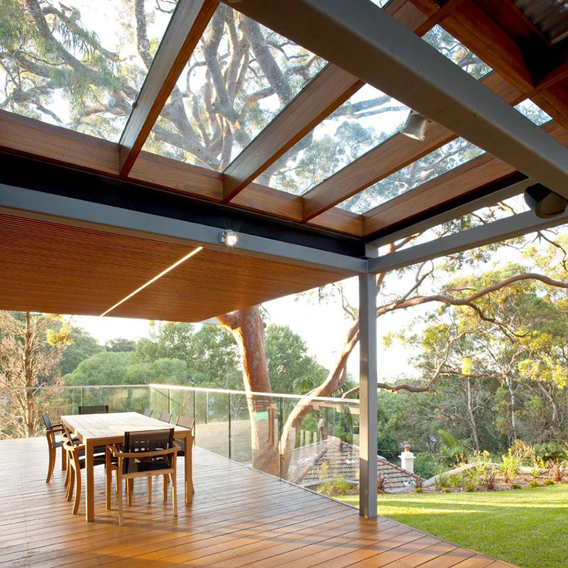 New Home Designs Latest October 2011: Australia's Award-Winning Angophora House By Richard Cole