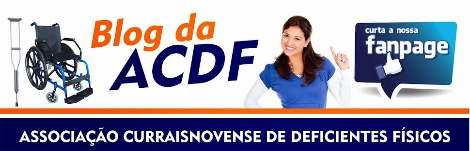 ASSOCIAÇÃO CURRAISNOVENSE DE DEFICIENTES FÍSICOS
