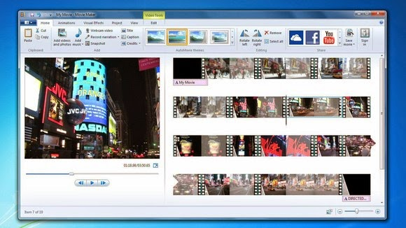 Aplikasi Edit Video Gratis