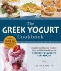 The Greek Yogurt Cookbook cover