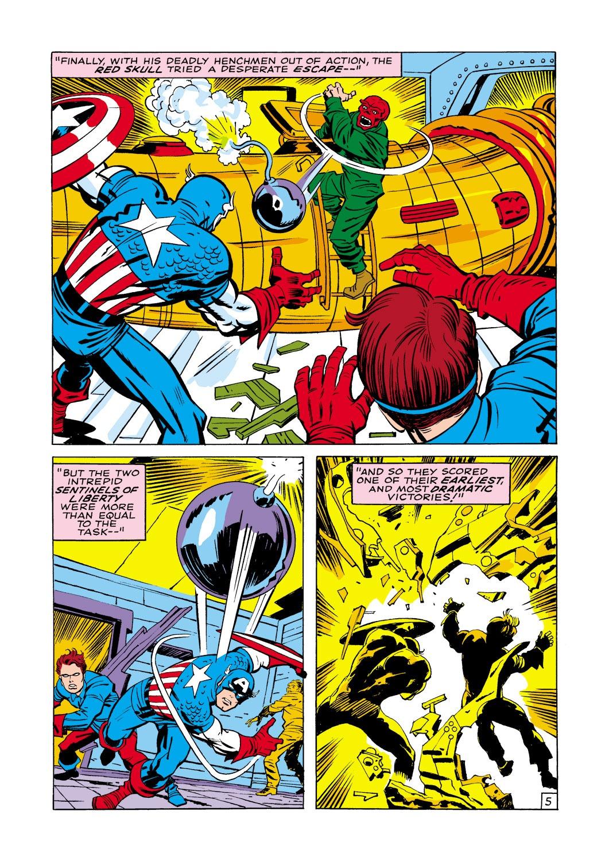 Captain America (1968) Issue #112 #26 - English 6