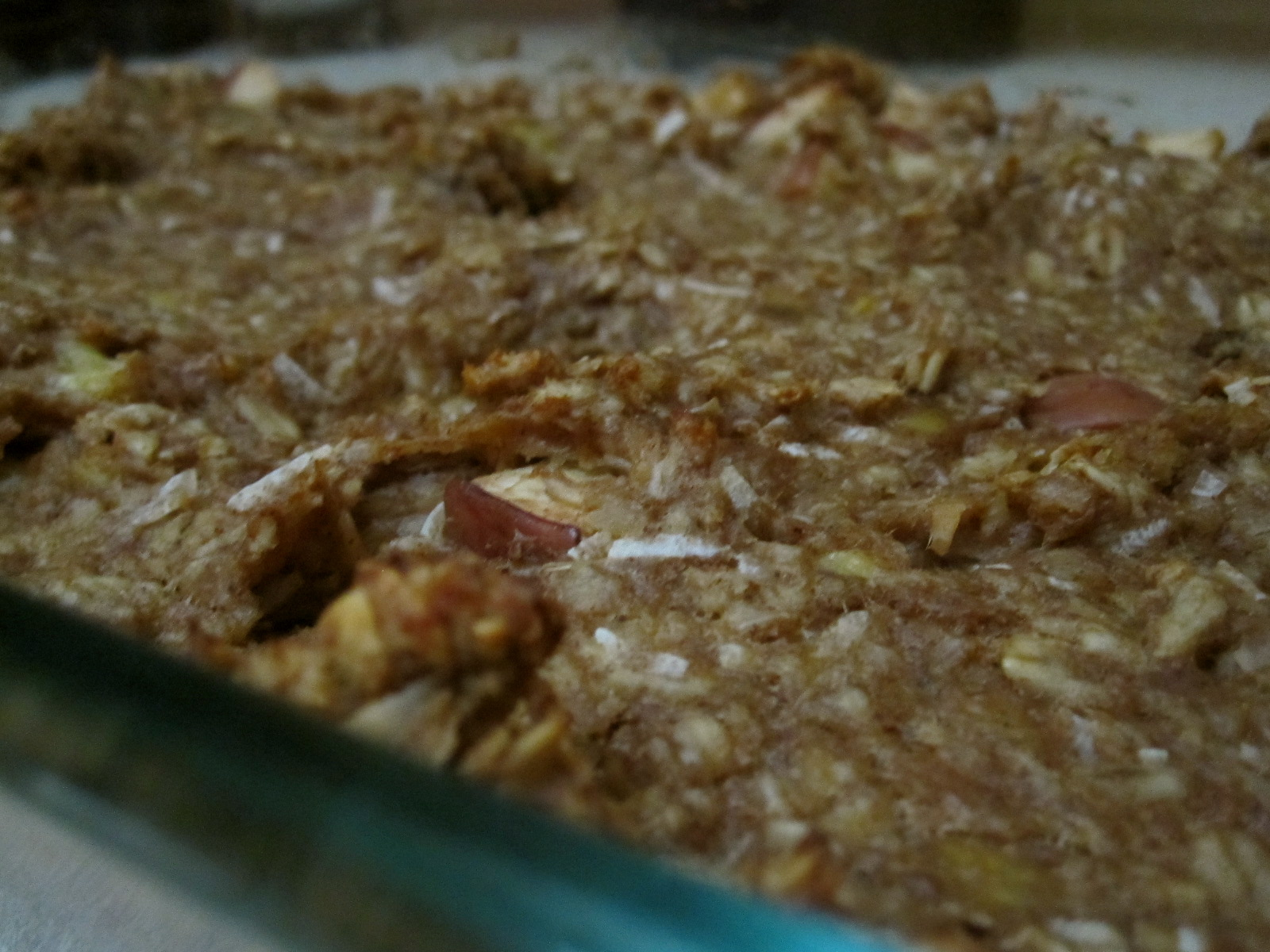 Apple Cinnamon Baked Oatmeal Recipe — Dishmaps